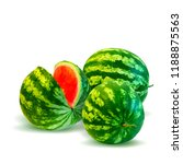 fresh  nutritious and tasty... | Shutterstock .eps vector #1188875563