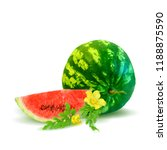 fresh  nutritious and tasty... | Shutterstock .eps vector #1188875590