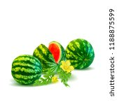 fresh  nutritious and tasty... | Shutterstock .eps vector #1188875599