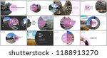 minimal presentations design ...   Shutterstock .eps vector #1188913270