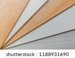 laminate flooring samples... | Shutterstock . vector #1188931690