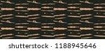 black  brown kimono texture... | Shutterstock .eps vector #1188945646