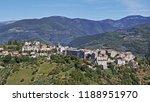 view of torre orsina  little... | Shutterstock . vector #1188951970