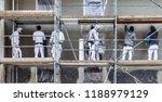 frankfurt  germany   sep 26 ... | Shutterstock . vector #1188979129