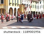 09 september 2018 montagnana... | Shutterstock . vector #1189001956