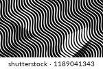 achromatic geometric landscapes | Shutterstock . vector #1189041343