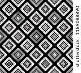 seamless geometric squares... | Shutterstock .eps vector #1189088890