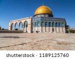 jerusalem  israel   june 14 ... | Shutterstock . vector #1189125760
