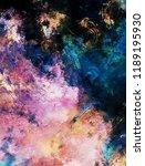 modern art. colorful... | Shutterstock . vector #1189195930