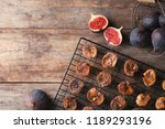 flat lay composition with fresh ... | Shutterstock . vector #1189293196