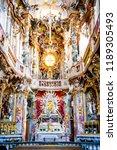 munich  bavaria   germany  ...   Shutterstock . vector #1189305493