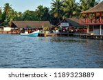 views of lagoon in abidjan  26... | Shutterstock . vector #1189323889