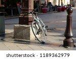 nice  france 2018 08 17 street... | Shutterstock . vector #1189362979