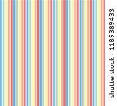 striped pattern vector eps  | Shutterstock .eps vector #1189389433
