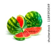 fresh  nutritious and tasty... | Shutterstock .eps vector #1189393549