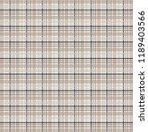 plaid pattern vector eps | Shutterstock .eps vector #1189403566