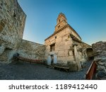 the saint nicolae church from... | Shutterstock . vector #1189412440