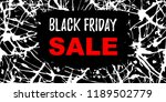black friday sale abstract...   Shutterstock .eps vector #1189502779
