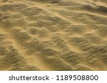 inflated waves in the sand ...   Shutterstock . vector #1189508800