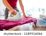 household duties  taking care...   Shutterstock . vector #1189516066