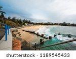 coogee beach  sydney  australia ... | Shutterstock . vector #1189545433