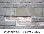 obsolete brick blackground | Shutterstock . vector #1189592329
