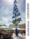 munich  germany   june 11 ... | Shutterstock . vector #1189628989