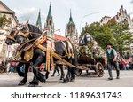 munich  germany   september 22  ... | Shutterstock . vector #1189631743