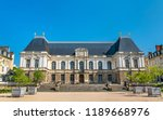 palace of parliament of... | Shutterstock . vector #1189668976