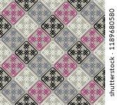 ethnic boho seamless pattern....   Shutterstock .eps vector #1189680580