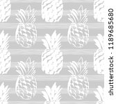 seamless pattern with...   Shutterstock .eps vector #1189685680