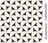 vector seamless pattern. modern ... | Shutterstock .eps vector #1189692583