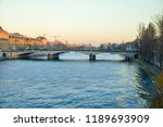 paris france jan 18  2017  the... | Shutterstock . vector #1189693909