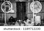 in the pre renaissance era ... | Shutterstock . vector #1189712230