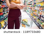 sale  shopping  consumerism and ... | Shutterstock . vector #1189733680