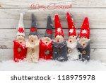 Christmas Elves Decorations....