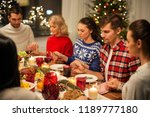 holidays and celebration... | Shutterstock . vector #1189777180