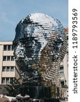 prague  czech republic   august ... | Shutterstock . vector #1189793569