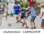 odessa  ukraine   08.09.2018 ...   Shutterstock . vector #1189822939