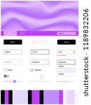 light purple vector material...