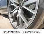 super car disc brake. car... | Shutterstock . vector #1189843423