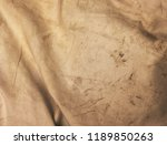 texture of old cloth | Shutterstock . vector #1189850263