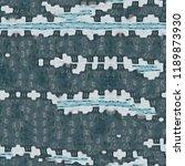 urban modern seamless pattern.... | Shutterstock . vector #1189873930