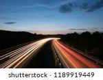 highway in barcelona province... | Shutterstock . vector #1189919449