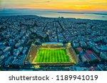 thessaloniki  greece  sept 18 ... | Shutterstock . vector #1189941019