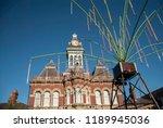grantham england september 27 ... | Shutterstock . vector #1189945036