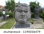 gajah mada statue  majapahit... | Shutterstock . vector #1190036479