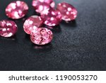 gemstone beauty shot | Shutterstock . vector #1190053270