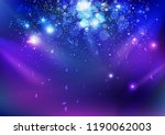 celebration  event  stars dust... | Shutterstock .eps vector #1190062003