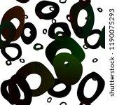 dark red vector seamless cover... | Shutterstock .eps vector #1190075293